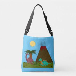 Dino Style Crossbody Bag