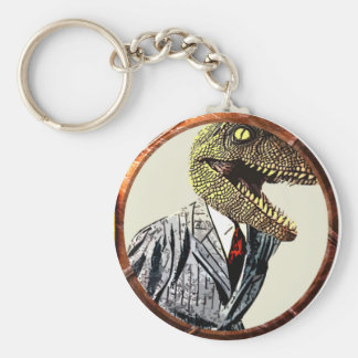 Dino suit keychains