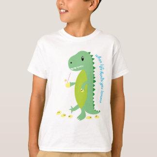 dino with his lemons T-Shirt