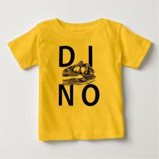 DINO - Yellow Baby Fine Jersey T-Shirt