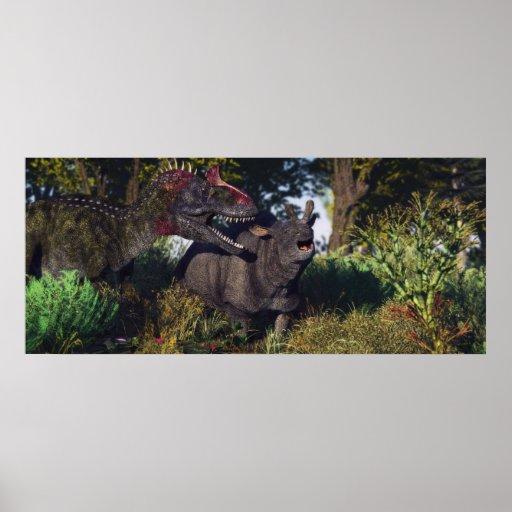 Dinobite Poster