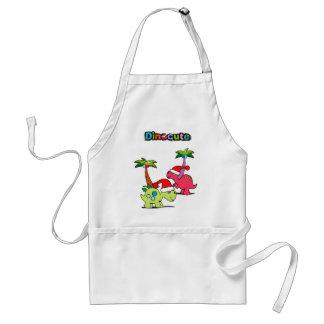 dinocute standard apron