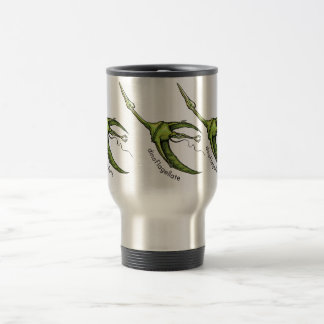 Dinoflagellate Travel Mug
