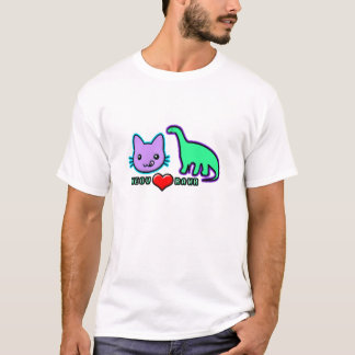 DinoKitty T-Shirt