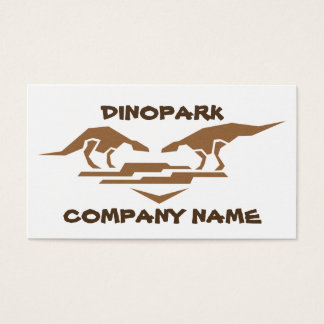 DINOPARK BUSINESS CARD