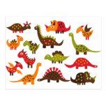 Dinosaur1 Postcard