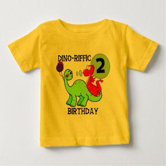 Dinosaur 2nd Birthday T-shirts and Gifts