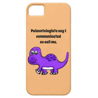 Dinosaur Baby Calling Case For The iPhone 5