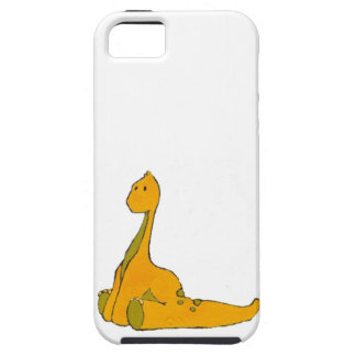 Dinosaur Baby iPhone 5 Cover