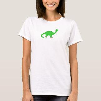 Dinosaur ballerina (adult) T-Shirt