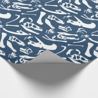 Dinosaur Bones (Blue)