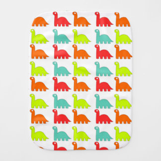 Dinosaur Burp Cloth