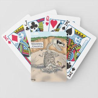 Dinosaur Cartoon 9364 Poker Deck