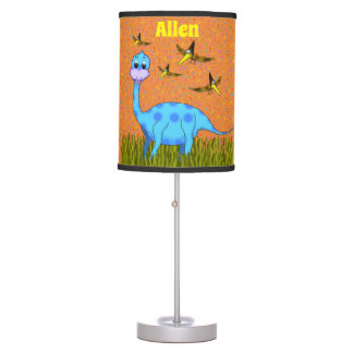 Dinosaur Children's Lamp