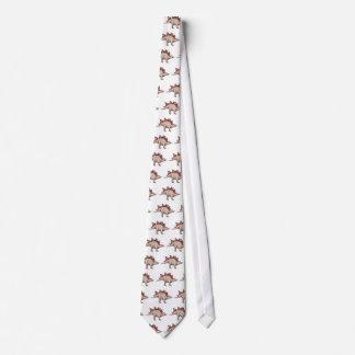 Dinosaur clothing tie