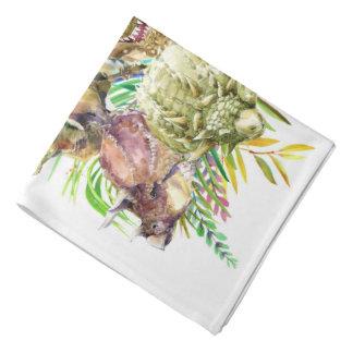Dinosaur Collage Bandana