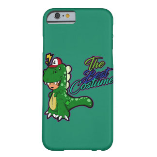 Dinosaur Costume Barely There iPhone 6 Case
