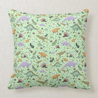 Dinosaur Cushion