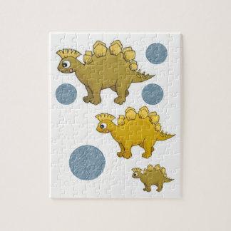 Dinosaur Decorative Jigsaw Puzzle