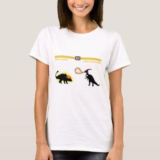 Dinosaur  Fighter Ankylosaurus T-Shirt