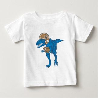 Dinosaur Football T-shirts