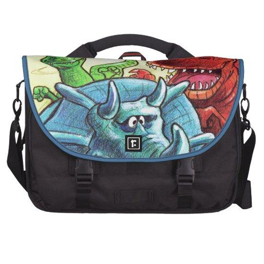 Dinosaur Friends Commuter Bags