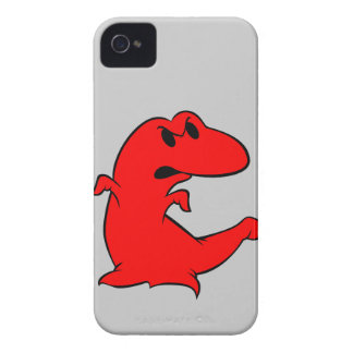 Dinosaur Ghost iPhone 4 Cover