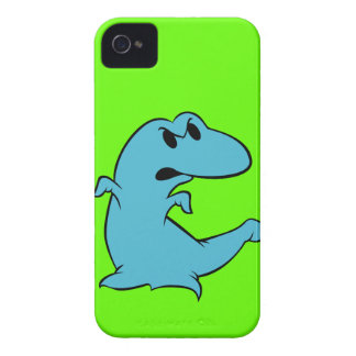 Dinosaur Ghost iPhone 4 Covers