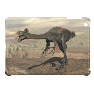 dinosaur_gigantoraptor_walking_landscape_standard. case for the iPad mini