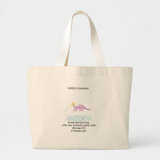 Dinosaur Girl Bag