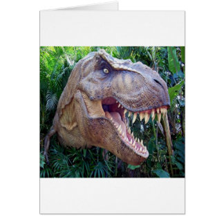 Dinosaur greeting cards for children holidays