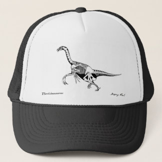 Dinosaur Hat Therizinosaurus by Gregory Paul
