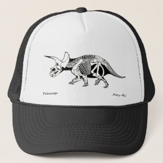 Dinosaur Hat Triceratops Gregory Paul