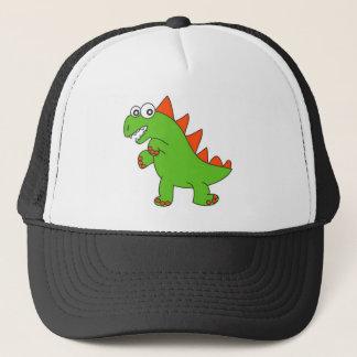 dinosaur hat! trucker hat