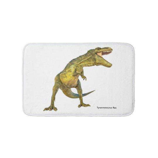 Dinosaur image Custom Small Bath Mat
