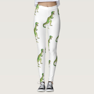 Dinosaur Ladies Leggings
