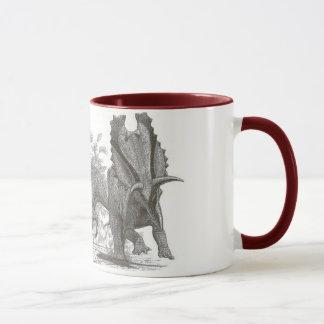 Dinosaur Mug Pentaceratops Gregory Paul