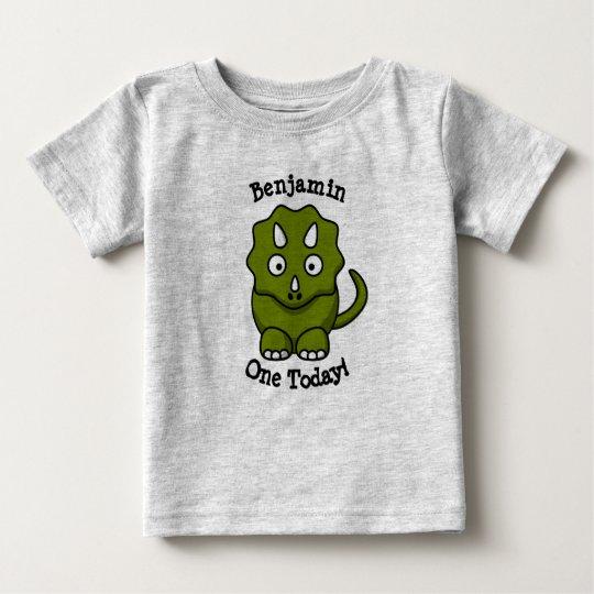 Dinosaur one today t-shirt
