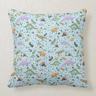 Dinosaur Pattern Cushion