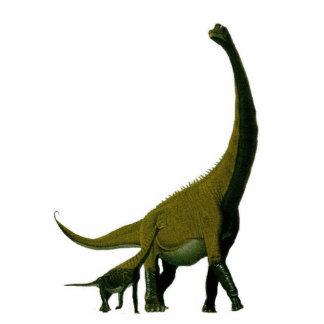 Dinosaur Photo Sculpture Astrodon Gregory Paul