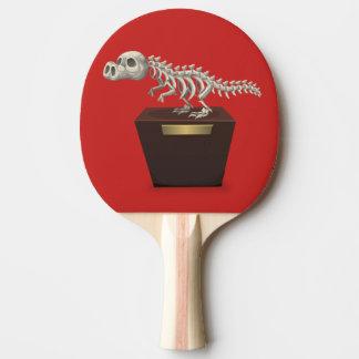 dinosaur ping pong paddle