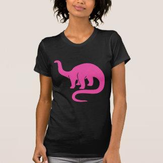 Dinosaur - Pink T-Shirt