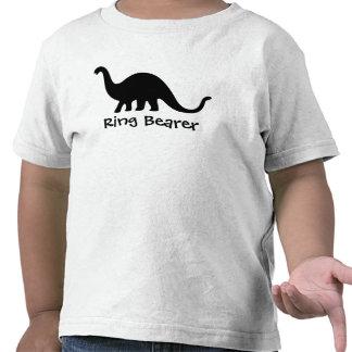 Dinosaur: Ring Bearer Tees