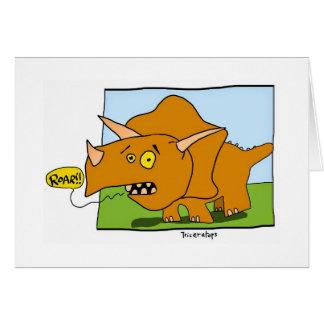 Dinosaur Roar! Card
