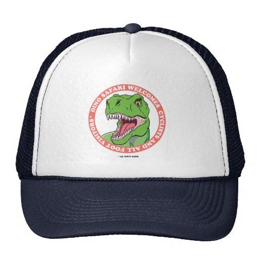 Dinosaur Safari Mesh Hats