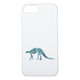 Dinosaur (Scelidosaurus) skeleton Case-Mate iPhone Case