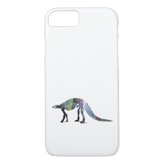 Dinosaur (Scelidosaurus) skeleton iPhone 8/7 Case