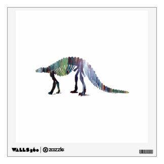 Dinosaur (Scelidosaurus) skeleton Wall Decal