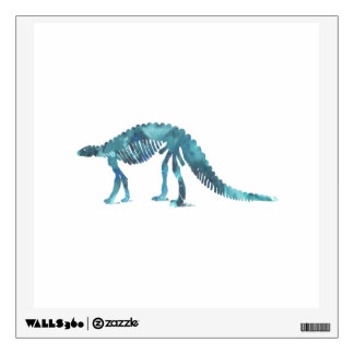 Dinosaur (Scelidosaurus) skeleton Wall Sticker
