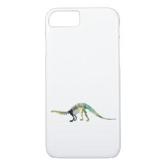Dinosaur Skeleton iPhone 8/7 Case